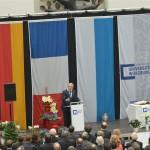 Uni ernennt französischen Premierminister zum Ehrenbürger: Ein flammendes Plädoyer für Europa